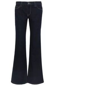 CURRENT/ELLIOT wide leg, low rise jean size 30